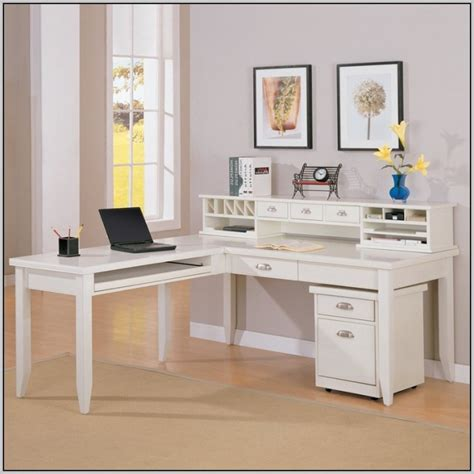 T Shaped Desk With Hutch by T Shaped Desk With Hutch Desk Home Design Ideas