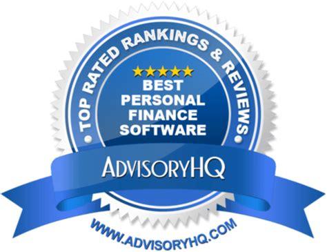 best finance app for mac top 5 best personal finance software 2017 ranking best