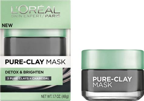 Detox Clay Mask Muddy Review by L Oreal Introduces Mud Masks Musings Of A Muse