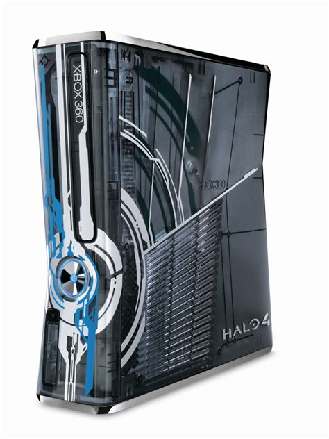 halo 4 console xbox 360 limited edition halo 4 console bundle confirmed