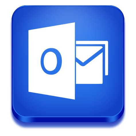 Office 365 Outlook Icon Outlook Icon Microsoft Office 2013 Iconset Iconstoc