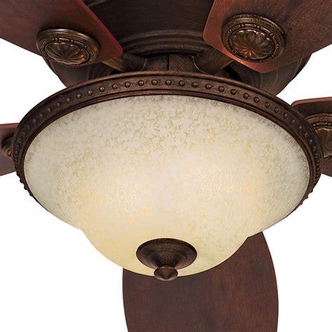hunter heathrow 52 inch ceiling fan hunter 52 inch low profile tuscan gold finish ceiling