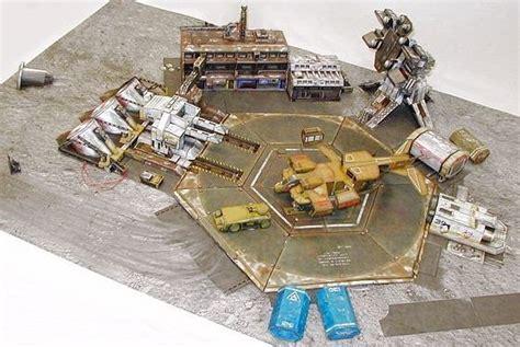Papercraft Diorama - papercraftsquare free papercraft www