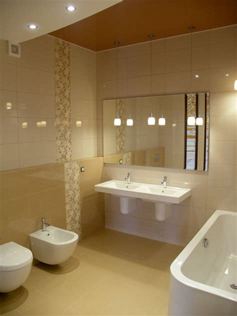 beige tile bathroom bathroom in beige tile part 3 in bathroom tile design