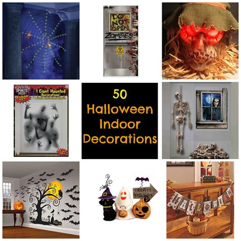 Halloween Indoor Decorations - Mrs. Kathy King Halloween Crafts For Kids Ghosts