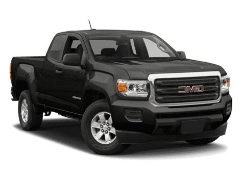 gmc canyon bed size new 2017 gmc canyon 2wd extended cab pickup standard bed