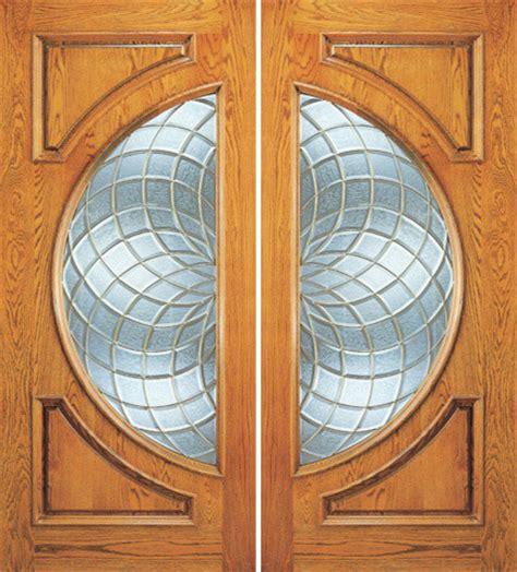 decorative glass front doors mahogany modern radius lite entry door decorative