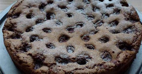 schoko kirsch kuchen thermomix kirsch schoko nuss kuchen kirschkuchen stella