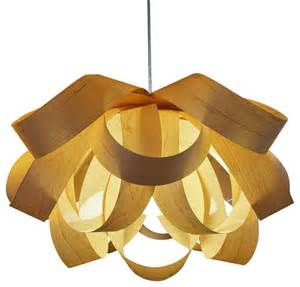 Chandelier Houzz Wood Veneer Lamp Op2040 Mp Contemporary Pendant