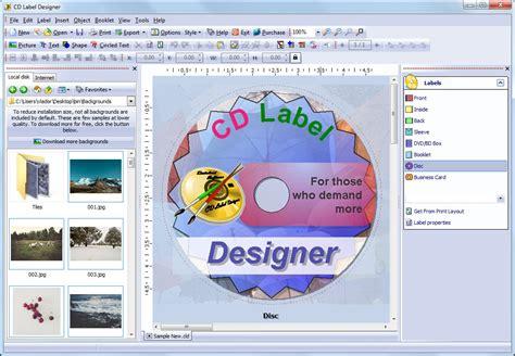 label design software download dataland cd label designer alternatives and similar