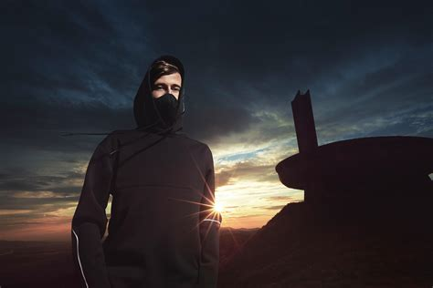 alan walker wallpaper alan walker 4k music 10343
