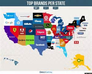 Home Trends And Design Austin Jobs Here Are The Most Googled Brands In Each State Huffpost