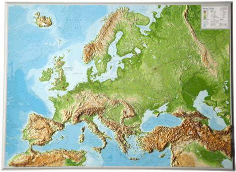 relief map georelief 3d raised relief maps europe geographical model georelief die welt neu entdecken
