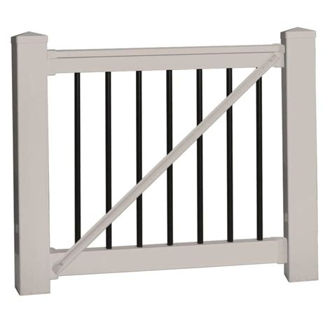 Porch Gate Home Depot by Rdi Standard Gate Kit For 36 In Square Baluster Original