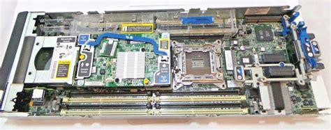 Hp Proliant Bl460c G8 1 hp proliant bl460c gen8 blade server 641016 b21 cto 10gb