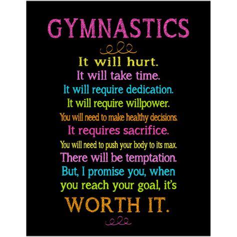 printable gymnastics quotes digital file gymnastics wall art wonderful by ksp417 on etsy