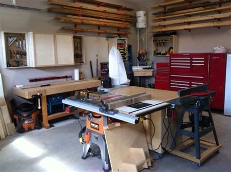 let s see your 20x20 shops by berber5985 lumberjocks com woodworking community
