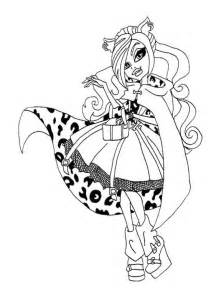 little monster high coloring pages 79 best monster high images on pinterest monster high