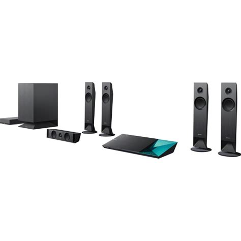 sony bdvn7100w 1000 watt 5 1 channel home theater