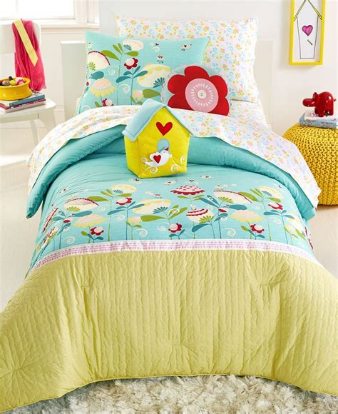nature bedding doesn t every little girl deserve a bright and cheery