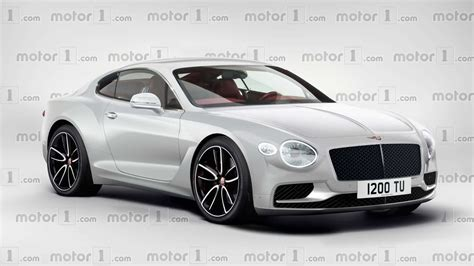 bentley canada will the 2018 bentley continental gt look like this