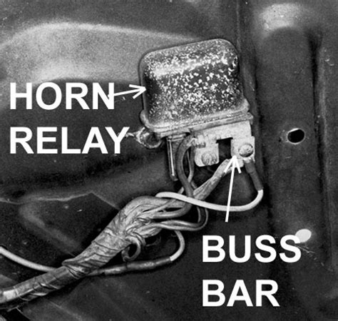 chevy horn relay wiring diagram 31 wiring diagram images