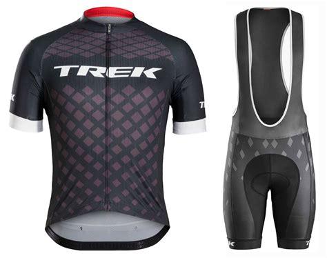 Jersey Trek Black 2016 bontrager trek specter black cycling jersey and bib