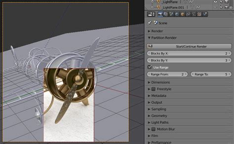 Blender Filip partitionrender add on v 0 0 2 blender interplanety