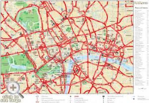 map of printable map print