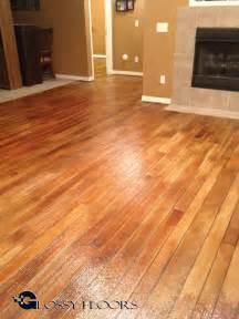 Hardwood Floor On Concrete Concrete Wood Floors