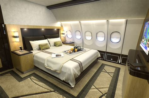 a380 bedroom vip acj330 offers key benefits private aviation