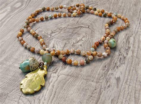 lima bead oak and evergreens customer design lima