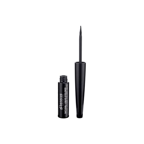 Eyeliner Liquid Zoya by Benecos Liquid Eyeliner Black 3 Ml Jordklok Se