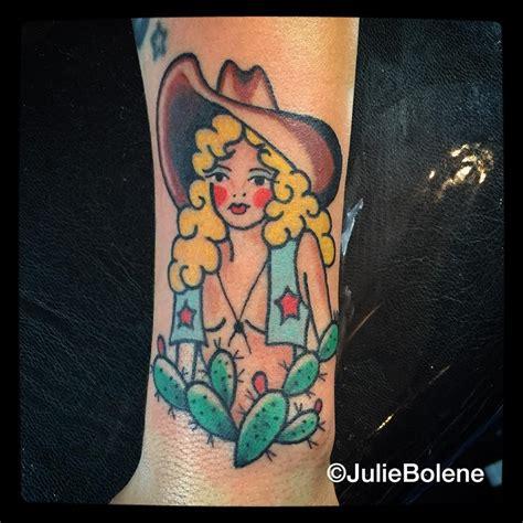 cowgirl tattoos by julie bolene tattoos by julie bolene