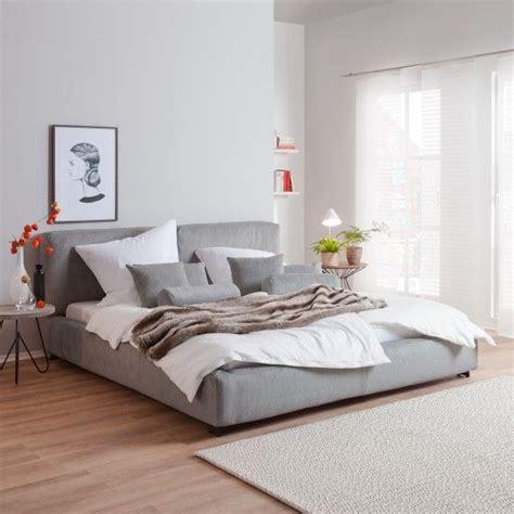 schlafzimmer teppich grau polsterbett vesta ii in 2019 comfortable bed sweet