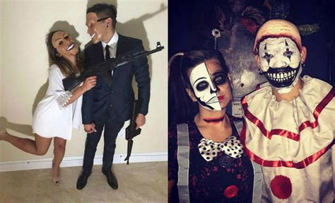 unique halloween costumes  couples stayglam