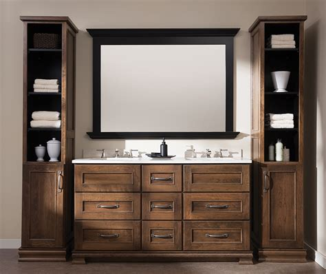 Bathroom Cabinets You Put Together Yourself Bathroom Cabinetry Vanities Bath Furniture Dura Supreme