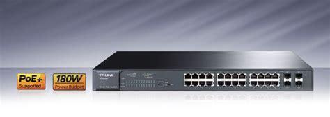 Tp Link Tl Sg2424p 24 Port Gigabit Smart Poe Switch W 4combo Sfp Slot tp link tl sg2424p 24 port gigabit smart poe switch tl sg2424p pc gear