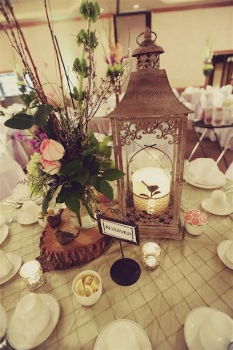 rustic chic wedding table quotes
