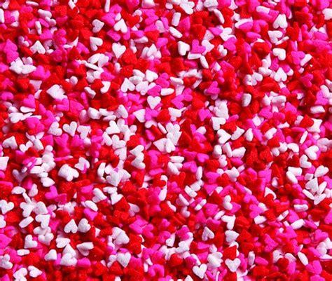 valentines sprinkles valentines day hearts cupcake sprinkles s day