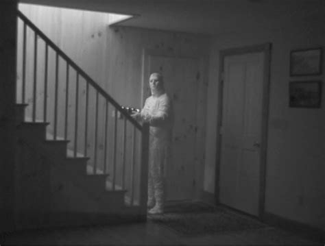 nerve wracking ghost footage ghost on