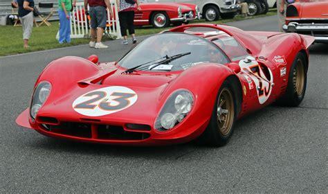 File:1967 Ferrari 330 P3slash4, Glickenhaus (Lime Rock) Wikimedia Commons