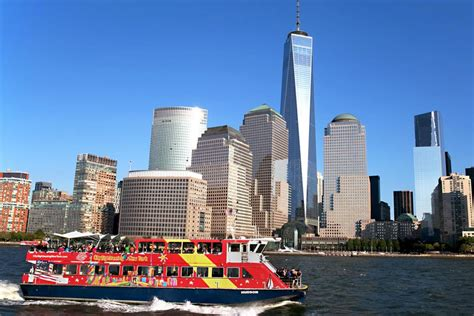 nyc sightseeing tours by boat citysightseeing new york 174 hop on hop off ferry tour