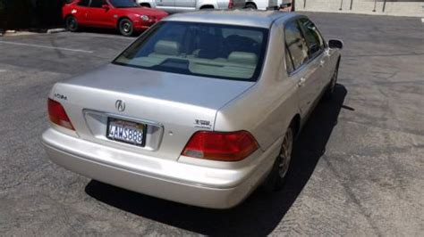 buy used 1998 acura 3 5 rl premium navigation all power in excellent condition in los angeles