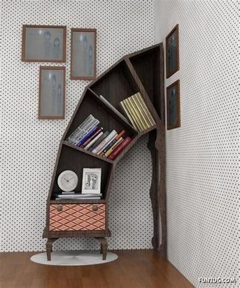 unique bookshelves for unique and creative bookshelves funzug