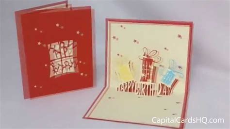 Handmade Greeting Cards Australia - handmade greeting cards on sale in australia popular 3d
