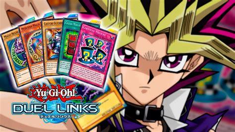 meu deck 201 do anime yami yugi yu gi oh duel links