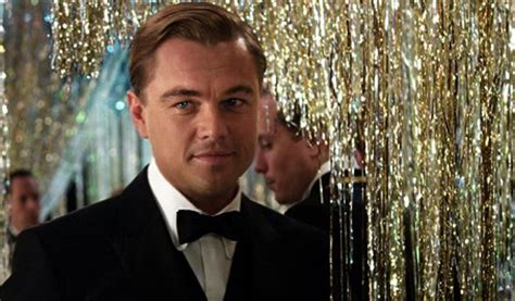 leonardo dicaprio gatsby hairstyle how to replicate a great gatsby party exhilarate events