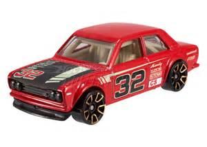 Hot Wheels Datsun Bluebird 510 is ?Faster Than Ever