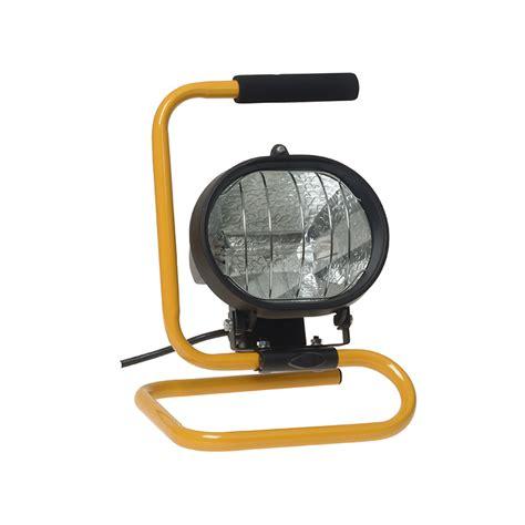 500 watt halogen work light halogen work light 500 watt 110v fppsl500cpl buy power